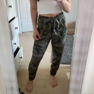 Garage army cargo pants